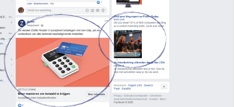 Social Media Marketing - adverteren op Facebook of adverteren op Instagram