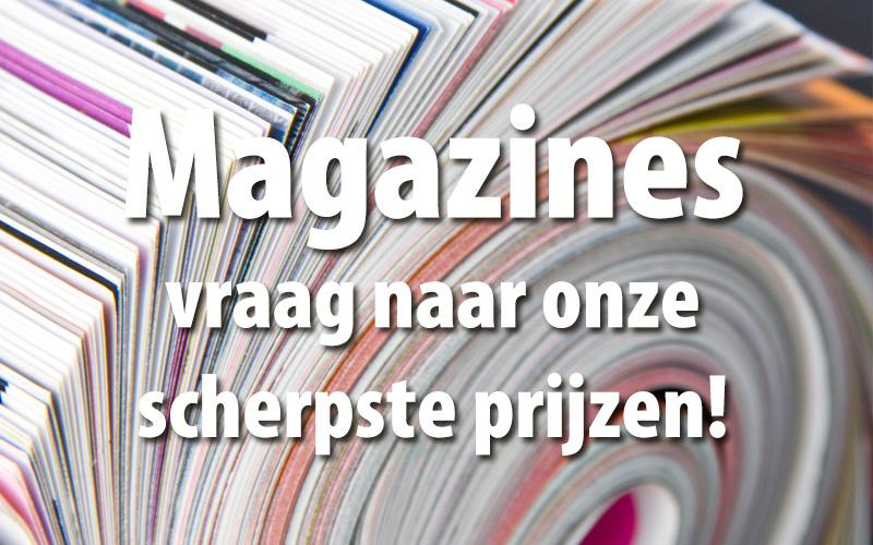 Ben je op zoek naar een bedrijf die jouw magazine kan drukken, kijk dan eens bij RTG Reclame. RTG verzorgt ook drukwerk zoals visitekaartjes, online en offline marketing en advies.