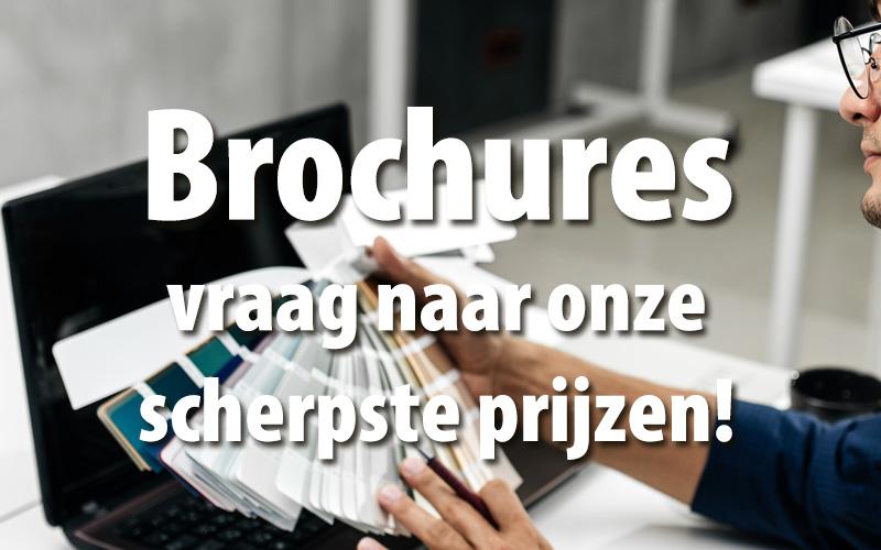 Ben je op zoek naar een bedrijf die jouw brochure kan drukken, kijk dan eens bij RTG Reclame. RTG verzorgt ook drukwerk zoals visitekaartjes, online en offline marketing en advies.