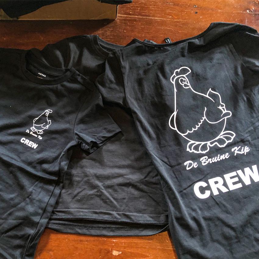 kleding bedrukken-t-shirts bedrukken-polo's bedrukken
